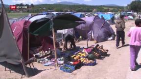 Video «FOKUS: Wieder mehr Flüchtlingsboote unterwegs» abspielen