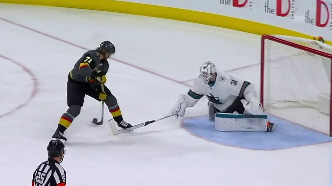 Frech! Karlssons Game-Winner für Las Vegas in Unterzahl