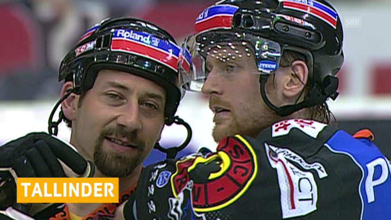 Eishockey: Tallinder zu den ZSC Lions