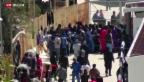 Video «FOKUS: Umstrittener Verteilschlüssel für Flüchtlinge» abspielen