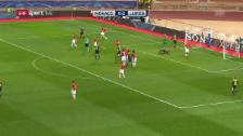 Link öffnet eine Lightbox. Video Monaco geht gegen Leipzig unter abspielen