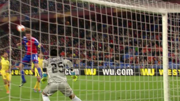 Video «Strellers 3:0 gegen Maccabi» abspielen