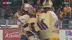 Video «NLA: SCL Tigers - Genf» abspielen
