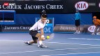Video «Tennis: Djokovic - Berdych» abspielen