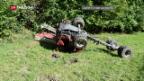 Video «Mehr tödliche Arbeitsunfälle in der Landwirtschaft» abspielen