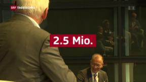 Video «Weniger Geld für Arme in der Schweiz» abspielen