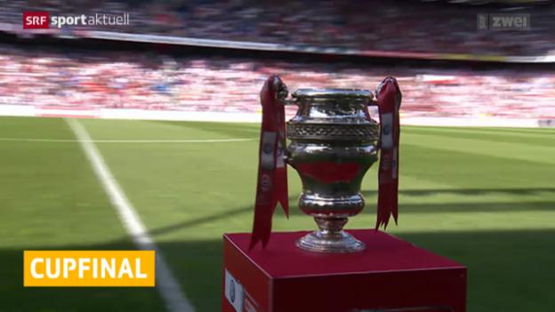 Video «Cupfinal wieder in Basel» abspielen
