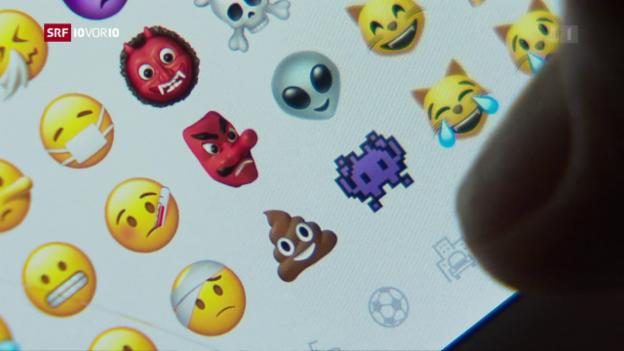 Video «Die bunte Welt der Emojis» abspielen