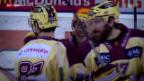 Video «Eishockey: Lateinische Mehrheit in den Playoffs» abspielen
