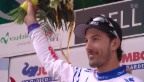 Video ««Cancellara-Challenge»: Janka und Viletta auf dem Velo» abspielen