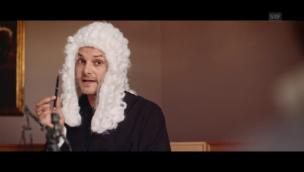 Video «Der Roger Federer Prozess» abspielen