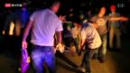 Video «Anti-Erdogan-Proteste in Istanbul eskalieren» abspielen