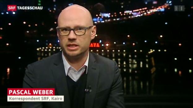 Video «SRF-Korrespondent Pascal Weber über die Situation im Nahen Osten» abspielen