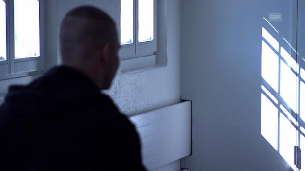Video «Simon Christen im Gespräch mit einem jungen Straftäter» abspielen