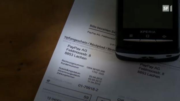 Video «Deutsches Callcenter legt Schweizer rein» abspielen