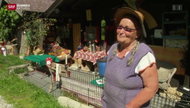 Video «Kleines, grosses Glück inmitten Walliser Aprikosen» abspielen