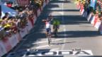 Video «Pantano gewinnt die 15. Tour-Etappe» abspielen