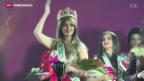 Video «Erste Miss Irak seit mehr als 40 Jahren» abspielen
