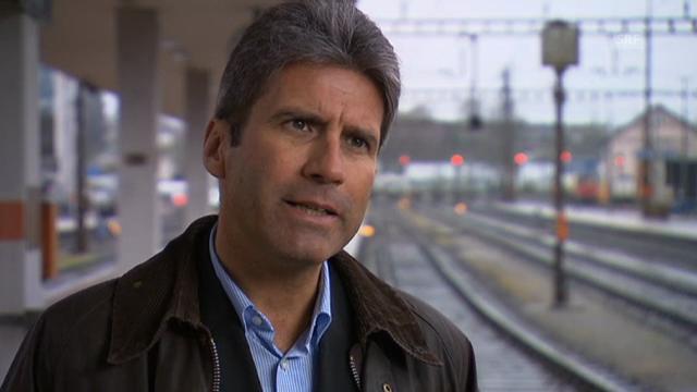 SBB-Personalchef Markus Jordi über Massnahmen im Personalbereich