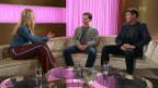 Video «Zu Gast im Studio: Joel Basman und Michael Steiner» abspielen