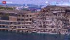 Video ««Costa Concordia» schwimmt wieder» abspielen