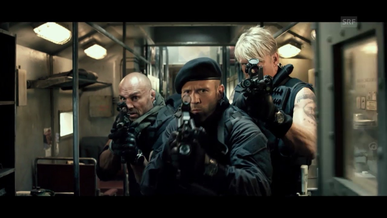 Filmkritik: «The Expendables 3»