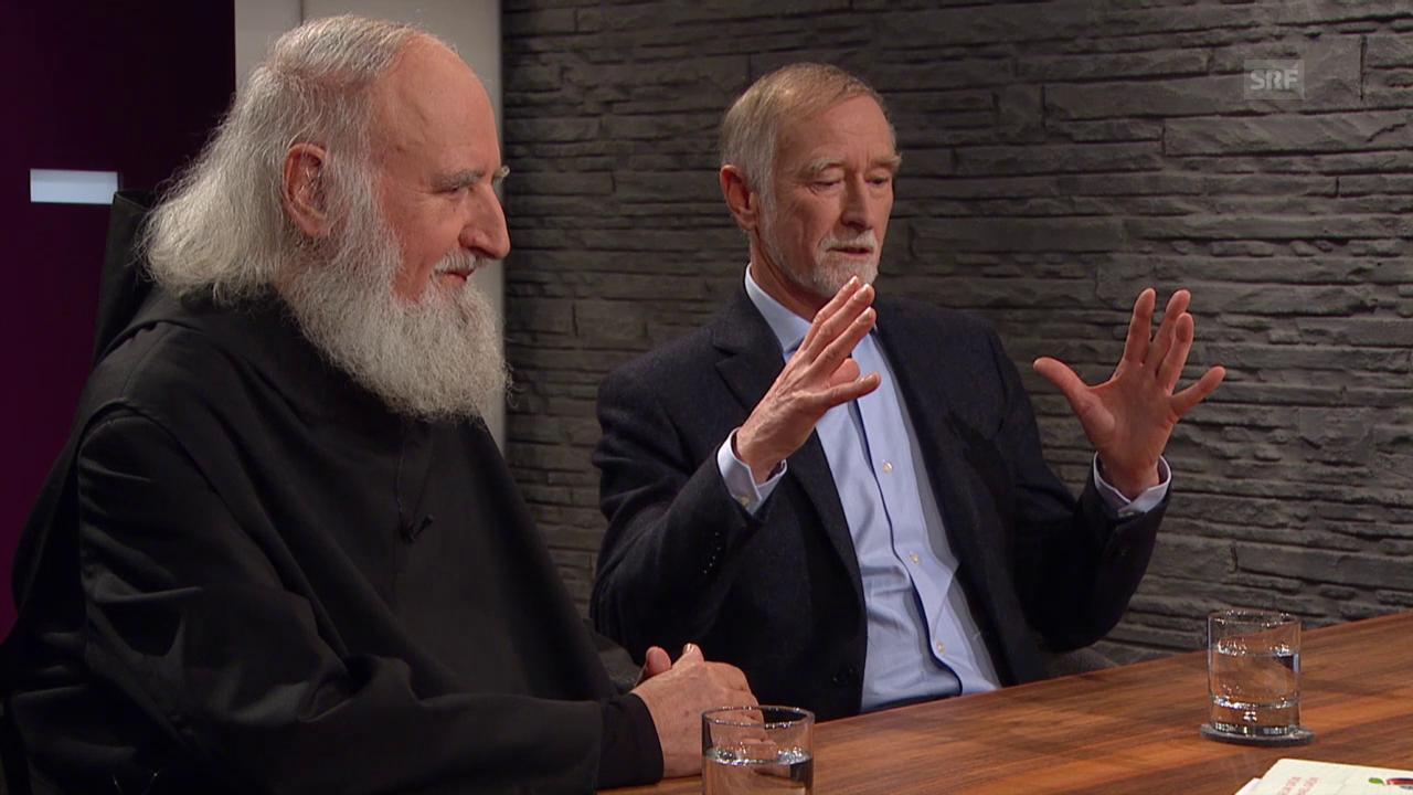 Brüder Grün: Glaube und Wissen im Zeitalter der Quantenphysik