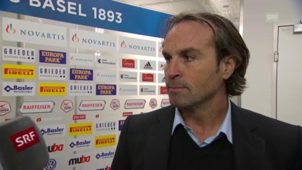 Video «Fussball: Interview mit Martin Rueda» abspielen