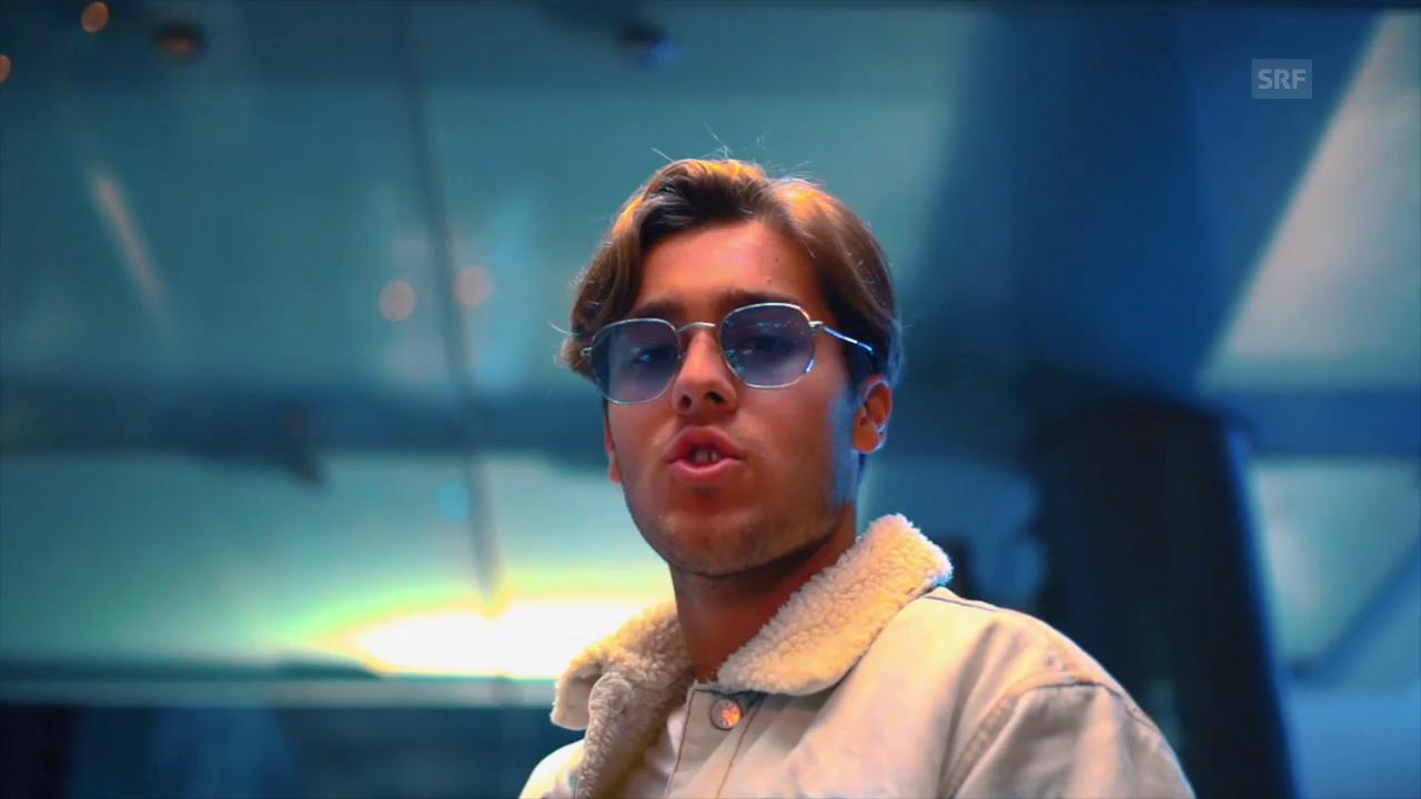 Schweden - Benjamin Ingrosso «Dance You Off»