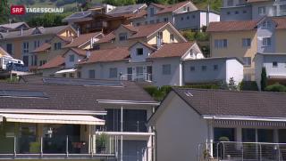 Video «Hypotheken noch immer günstig» abspielen
