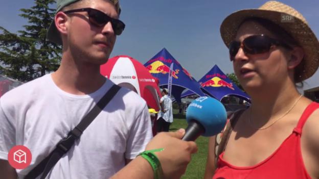Video «politbox-Umfrage: Bestes/Schlimmstes Sporterlebnis?» abspielen