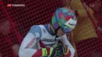 Video «Ski-Weltcup in Wengen ist ein riesen Volksfest» abspielen