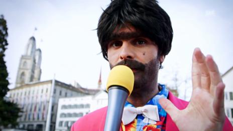 Video «Müslüm TV, Folge 1» abspielen