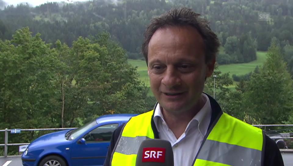 Stefan Engler, Verwaltungsratspräsident der RhB