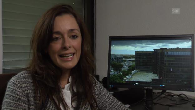 Video «Chiara Sambuchi: «Ich konnte nicht glauben, was ich da sehe.»» abspielen