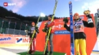 Video «Skispringen: Weltcup aus Sotschi» abspielen