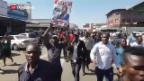 Video «Wahlen in Simbabwe» abspielen