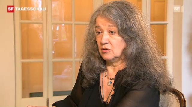 Martha Argerich: Doppeljubiläum