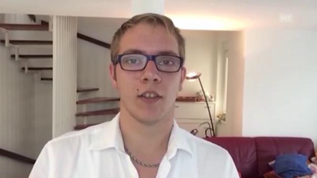Video «Jonny Fuchs: Warum ich ein guter Nationalrat wäre» abspielen