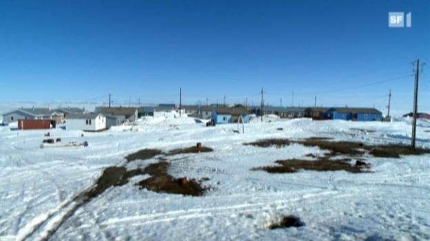 Video «Bei den Inupiat-Urwonwohner tauts» abspielen
