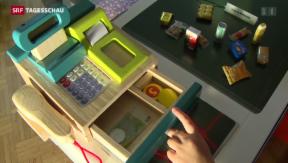 Video «Die Familien-Initiative kommt überraschend gut an» abspielen
