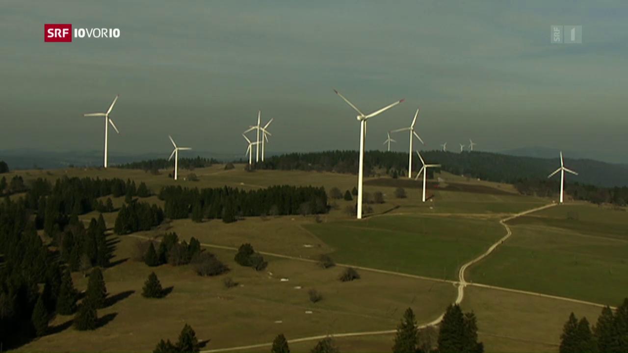 Die Energiewende ruft den Landschaftsschutz auf den Plan