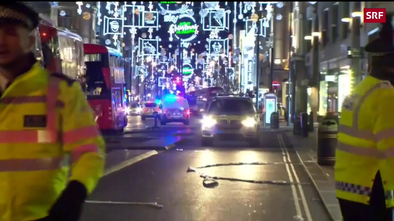 Terror-Angst in London