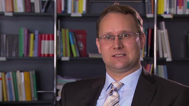 Video «Jürg Zellweger zur Finanzierung» abspielen