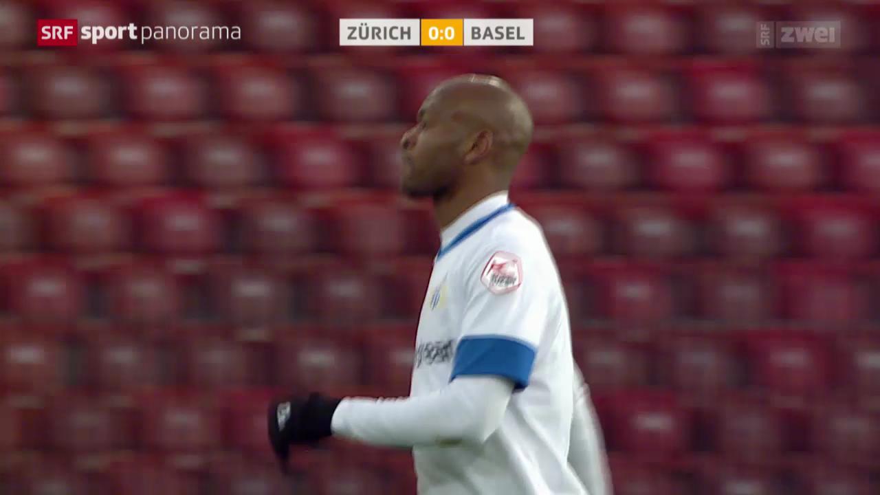 Fussball: Zürich-Basel