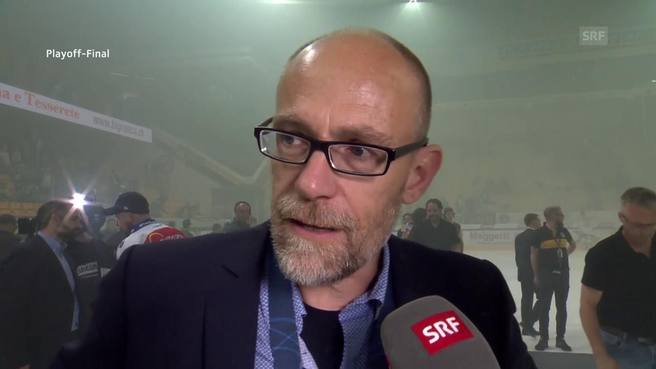 Kossmann: «Werde diese Truppe vermissen»
