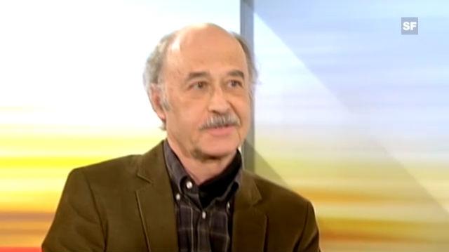 Gespräch mit Remo Largo, Kinderarzt