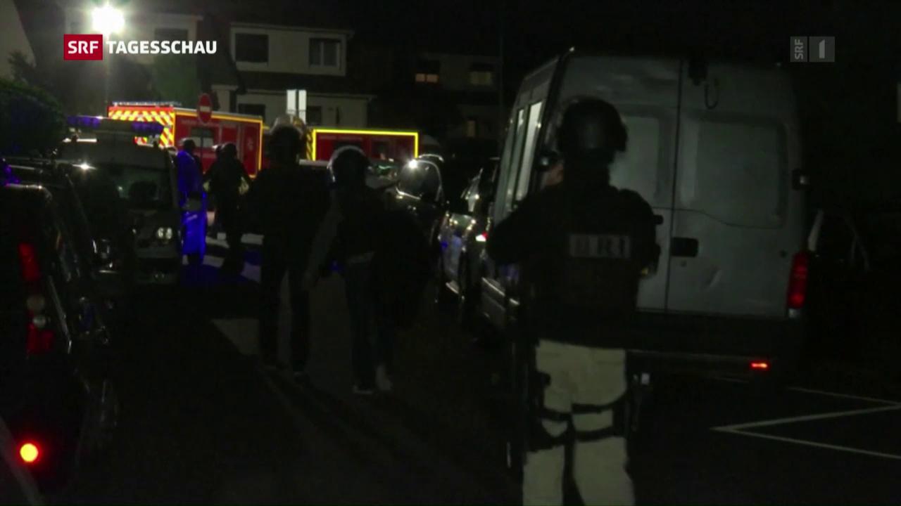 Islamist tötet Polizeichef