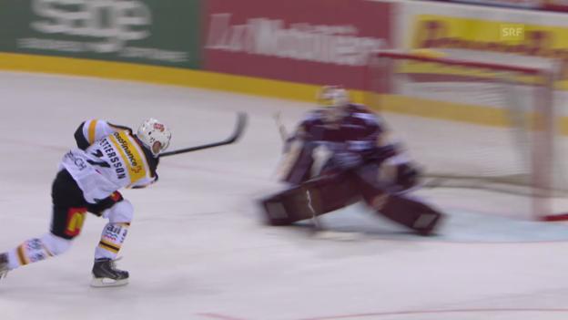 Video «Die verwandelten Penalties von Fredrik Pettersson» abspielen