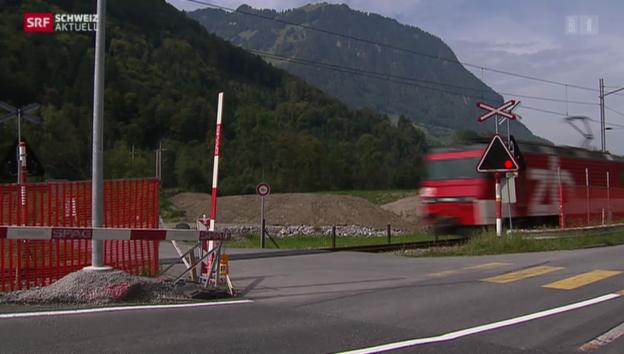 Video «Widerstand gegen sichere Bahnübergänge in Nidwalden» abspielen